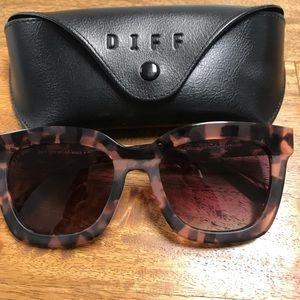 Diff eyewear Carson sunglasses!